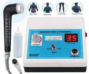 Ultrasonic Therapy Machine Ust Physiotherapy Ultrasound Massager For Pain relief