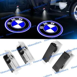4pcs Led Lights For Bmw Door Light Welcome Logo Courtesy Projector Ghost Shadow
