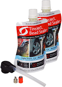 Tireject On road Automotive Tire Sealant Single Tire Repair Kit For Bead Leaks