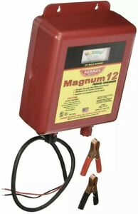 Parmak Mag12uo Magnum 12 30 Mile 12 Volt Fence Charger Made In The Usa