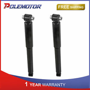 Left Right Side Rear Shock Absorbers For 2002 2004 Ford Focus Ztw Wagon 343291