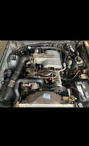1988 Ford Mustang Lx 5 0 Engine 2 Owners 46k Original Miles