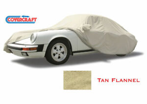 Covercraft Tan Flannel Car Cover 2012 To 2021 Porsche 911 991 Gt3 Turbo Gts Cab