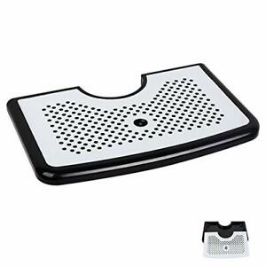 Beer Drip Tray Stainless Steel And Plastic Bar Kegerator Surface Mount Drip