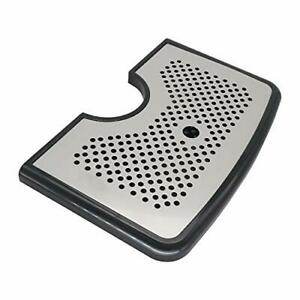 Kegerator Beer Drip Tray Stainless Steel And Plastic Tray With Non Slip Type 1