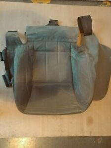 2007 2008 Dodge Ram Leather Seat Cover Driver S Side Gray