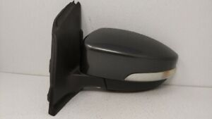 2013 2016 Ford Escape Driver Left Side View Power Door Mirror Black 74698
