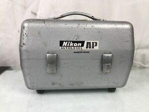 Nikon Ap Auto Level For Surveying And Construction With Case