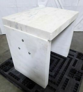 R170893 Marble Granite Balance Scale Isolation Anti vibration Table 48x24