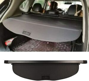 Cargo Cover Security Rear Trunk Black Privacy Shade For 2014 2020 Nissan Rogue