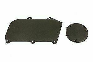 Bmr 64 72 A Body Heater Delete For Panel Aluminum Non A C Vehicles Only Blac