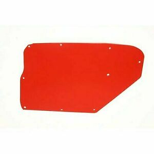 Bmr 64 67 A Body A C Delete For Panel Aluminum Red