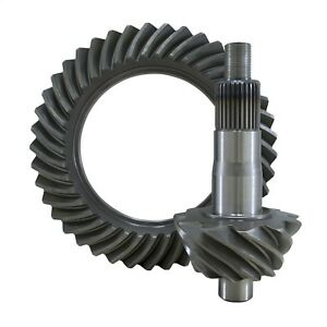 Yukon Gear High Performance Gear Set For 10 5in For Gm 14 Bolt Truck In A 3 42 R