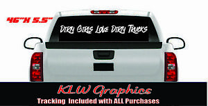 Dirty Truck Diesel Duramax Window Sticker Decal 2500 Silverado 6 0 6 6 7 3