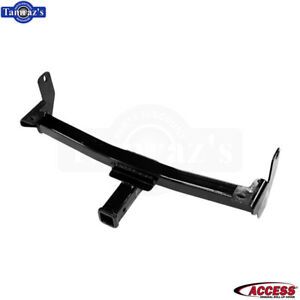 Snowsport Plow Front Hitch W 2 Receiver Opening For 03 09 Dodge Ram