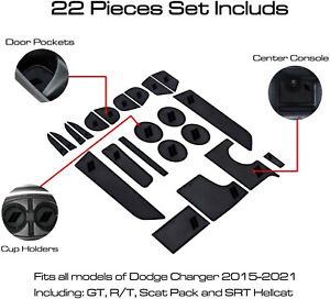 Cupholderhero Dodge Charger And Chrysler 300 2011 2021 Liner Accessories