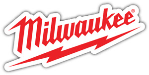 Milwaukee Tools Tool Usa Red Car Bumper Window Tool Box Sticker Decal 6 X 3 5