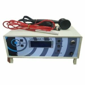 Ultrasonic Longwave Therapy Unit Pain Relief Physical Therapy Machine