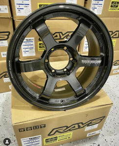 Volk Racing Te37 Large Pcd 6x139 7 18x9 0 In Stock