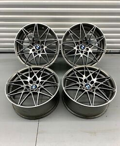 20 Oem Bmw M3 M4 Style 666m Competition Package Wheels 5x120 F80 F82