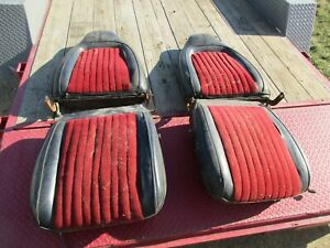 1970 1974 E Body Bucket Seats Dodge Challenger Plymouth Barracuda Mopar