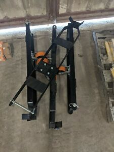 Revolution Lift Polymer Caster Kit Used With Rfp8 Or Rfp9 4 Post Lift