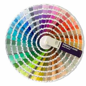 Pantone Color Guide C Card Only Solid Coated Gp1601a Color Card Dhl Ems Ship