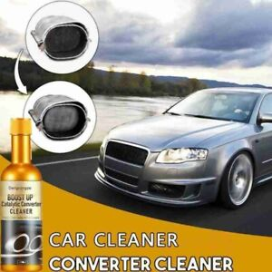 Instant Car Exhaust Handy Cleaner Boost Up Vehicle Engine Converter Cleaner