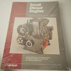 Small Diesel Engine Service Manual 3rd Edition Sealed Intertec Publishing
