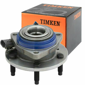 Timken Front Wheel Bearing Hub Assembly For Chevy Buick Cadillac Pontiac 5 Lugs