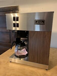 Beautiful Vintage Bunn Pour omatic Vpr Commercial Coffee Maker tested