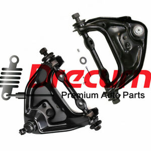 2pc Front Left Right Upper Control Arm Ball Joint For Dodge B150 100 200 2500