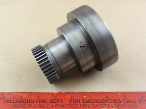 Excellent South Bend 9 10k Metal Lathe Headstock Flat Belt Pulley Cone