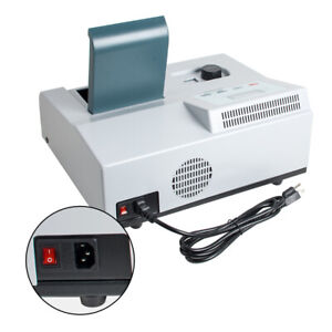 Safty Use Visible Spectrophotometer 721 Lab Equipment 350 1020nm 110v Spectronic