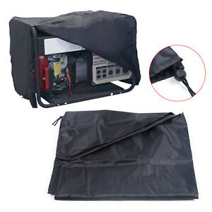 Portable Oxford Cloth Generator Cover Storage Dustproof Rainproof Dirt proof