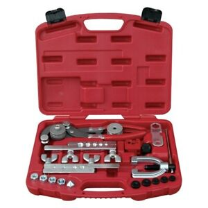 Atd 3 16 To 1 2 4 75 To 10 Mm Master Flaring Tubing Tool Set