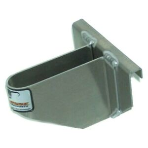 Pit Posse Tool Box Mount Silver Tool Holder