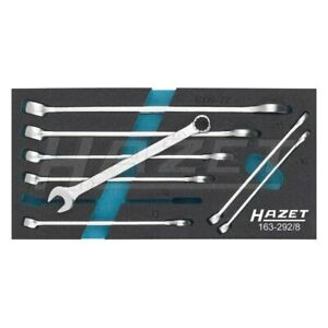 Hazet 8 piece Metric 12 point Combination Wrench Set