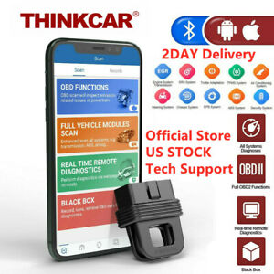 Full Obd2 Scanner Code Reader Bluetooth Diagnostic Tools For Ios Android Scanner