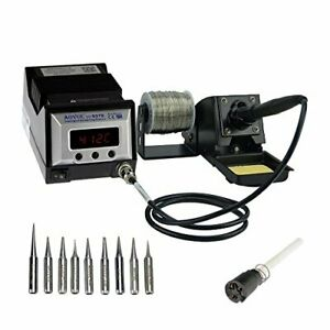 Aoyue 9378 Pro Series 60 Watt Programmable Digital Soldering Station Esd Sa