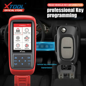 Xtool X100 Pro2 Obd2 Key Programmer With Eeprom Abs Ecu Reset Code Read Scanner
