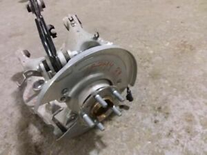 F Pace 2018 Independent Rear Suspension Assembly 734617