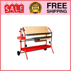 Mobile 36 Multi roll Masking Paper Machine With Storage Trays Auto