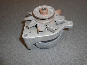 1985 Ford Exp Turbo Motorcraft Alternator New Old Stock