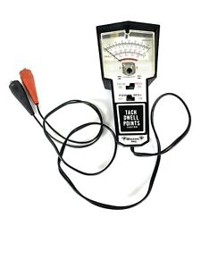 Dixson Tach Dwell Tester For 4 Cyl And 8cyl Reading Model 1501