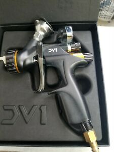 Devilbiss 704520 Dv1 Clear Coat Digital Spray Gun Used