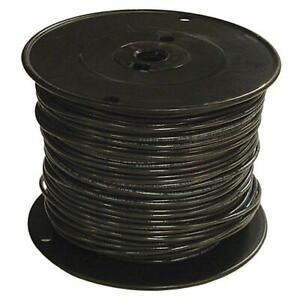 Southwire Single Conductor Electrical Wire 1000 Ft 6 gauge Waterproof Copper