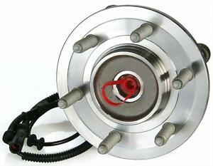 Moog Chassis Parts Wheel Hub And Bearing Assembly Front Ford Each 515046