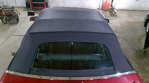 87 90 Chrysler Lebaron Convertible Roof Assembly defrost See Description