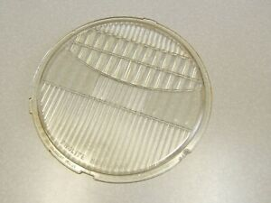 Vintage Original Ford Headlight Lens 8 15 32 X 7 7 8 Use With 21cp 2 Fi